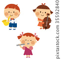 trumpet, trumpets, cello 35592840