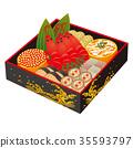 New Year dishes・Ninoju 35593797