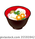 New Year dish 35593942