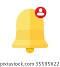 New Notification Icon, New user 35595622