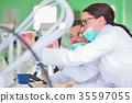 Dental prosthesis, dentures, prosthetics work 35597055