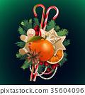 薑餅 聖誕節 聖誕 35604096