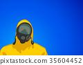 biohazard set on white 35604452