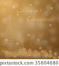 Christmas trees and stars 35604680