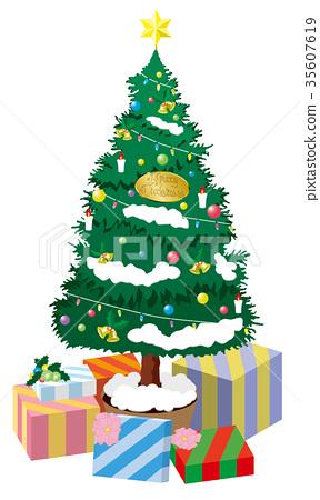 크리스마스 트리 35607619