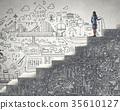 business, sketch, creative 35610127