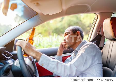 Dangerous driving concept 35614845