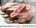牛排 葷菜 牛肉 35620638
