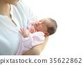 아기, 어머니, 부모와 자식 35622862