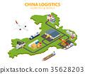 中國 瓷器 遞送 35628203