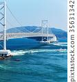 onaruto bridge, honshu-shikoku bridge expressway company, kobe awaji naruto expressway 35631342