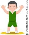 籃球防守 35631505
