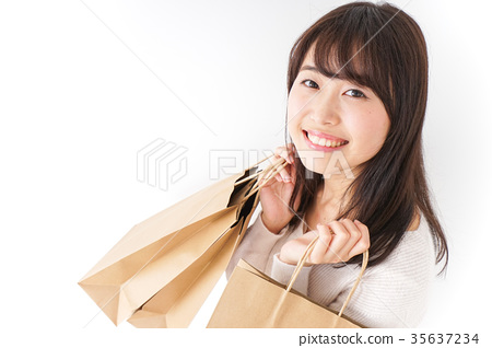 Shopping, bomb purchase, lucky bag 35637234