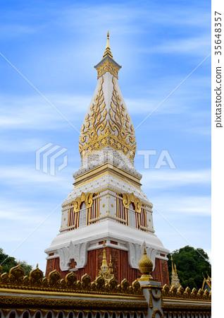 Phra That Phanom Stupa, Nakhon Phanom, Thailand 35648357