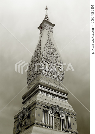 Phra That Phanom Stupa, Nakhon Phanom, Thailand 35648384