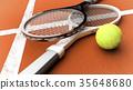 tennis rackets racket 35648680