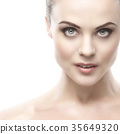 eyes, face, female 35649320