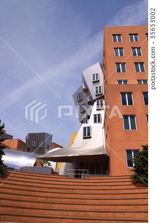 Landscape of Boston-Massachusetts Institute of Technology-MIT 35653002