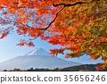 秋葉和富士山 35656246