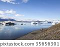아이슬란드 빙하 요크 앤젤레스 아ゥ 르 로ゥ 프로그램 35656301