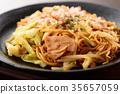 日式炒麵 食物 食品 35657059