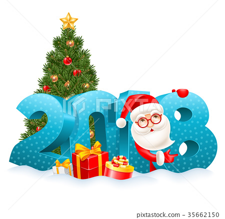 Merry Christmas and Happy New Year 35662150