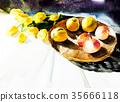튤립,모과,석류 35666118