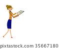 便箋簿 平板 平板電腦 35667180