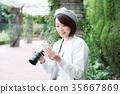 相機的女人 35667869