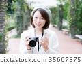 相機的女人 35667875