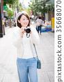 카메라 여성 35668070