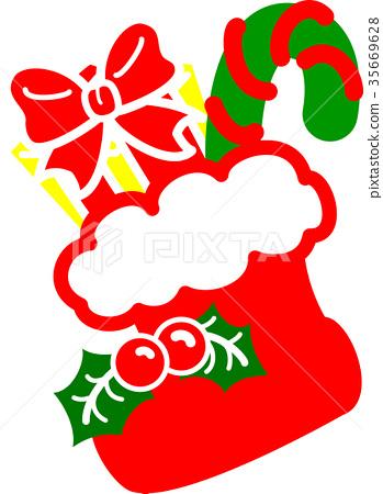크리스마스, 성탄절, 레드 35669628