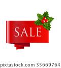 Sale Banner Christmas 35669764