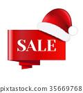 Sale Banner Christmas 35669768