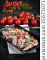 Octopus Salad 35673071