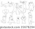 貓的聚會 35678294