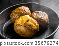 土豆 馬鈴薯 回鍋 35679274