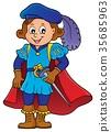 prince man vector 35685963