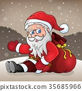Santa Claus subject image 1 35685966