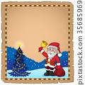 Christmas, xmas, Santa 35685969