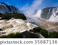 Iguazu, Falls, Brazil 35687136