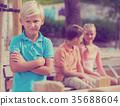 boy, friends, portrait 35688604