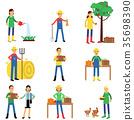 farmer, farming, farm 35698390