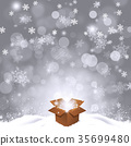 background, christmas, gift 35699480