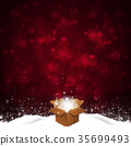 background, christmas, gift 35699493