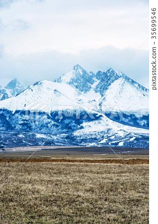 Lomnicky peak, High Tatras, Slovak republic 35699546