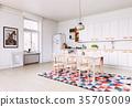 廚房 室內 室內空間 35705009