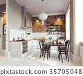 廚房 室內 室內空間 35705048