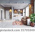interior, design, modern 35705049