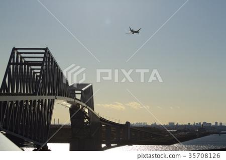 เครื่องบิน,สะพาน 35708126